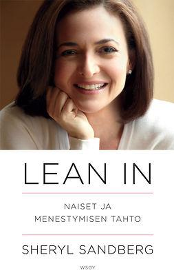 Sandberg, Sheryl - Lean in: Naiset ja menestymisen taito, ebook