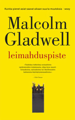 Gladwell, Malcolm - Leimahduspiste, e-kirja