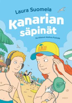 Suomela, Laura - Kanarian säpinät, e-kirja