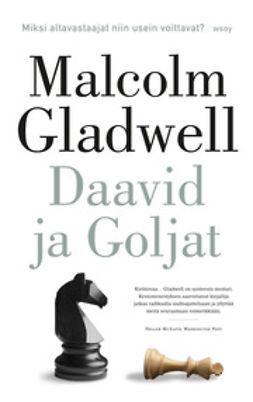 Gladwell, Malcolm - Daavid ja Goljat, e-kirja