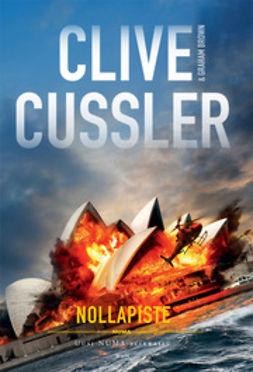 Cussler, Clive - Nollapiste, e-bok