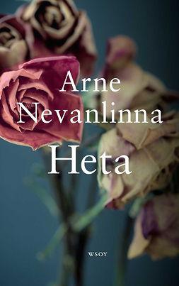 Nevanlinna, Arne - Heta, e-bok