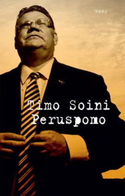 Soini, Timo - Peruspomo, e-bok