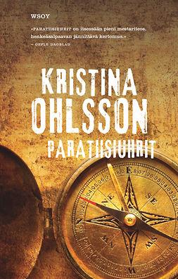 Ohlsson, Kristina - Paratiisiuhrit, e-kirja