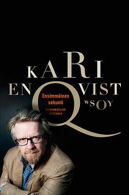 Enqvist, Kari - Ensimmäinen sekunti: Silminnäkijän kertomus, e-kirja