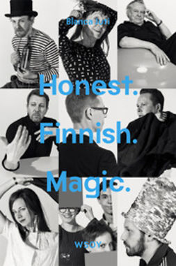 Juti, Blanca - Honest. Finnish. Magic., e-kirja