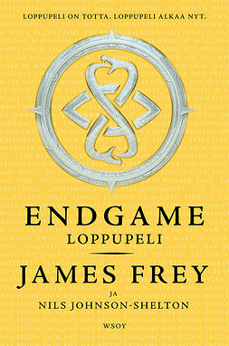 Frey, James - Endgame - Loppupeli, ebook
