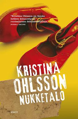 Ohlsson, Kristina - Nukketalo, e-kirja