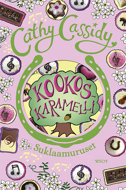Cassidy, Cathy - Kookoskaramelli, e-kirja