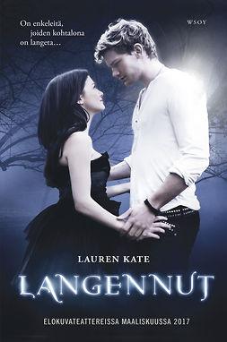 Kate, Lauren - Langennut, e-kirja