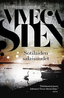 Sten, Viveca - Sotilaiden salaisuudet, e-bok