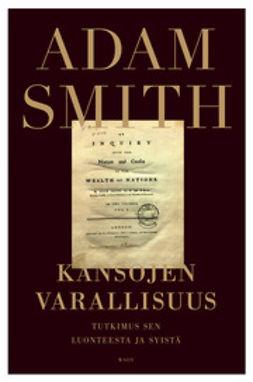 Smith, Adam - Kansojen varallisuus, e-kirja