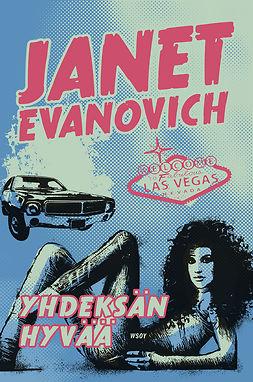 Evanovich, Janet - Yhdeksän hyvää, e-bok