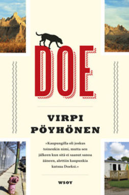Pöyhönen, Virpi - Doe, ebook