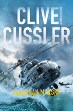 Cussler, Clive - Havannan myrsky, e-kirja