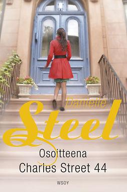 Steel, Danielle - Osoitteena 44 Charles Street, ebook