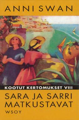 Swan, Anni - Sara ja Sarri matkustavat, e-kirja