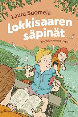 Suomela, Laura - Lokkisaaren säpinät, e-kirja