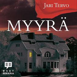 Tervo, Jari - Myyrä, äänikirja