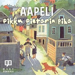 Aapeli - Pikku Pietarin piha, äänikirja