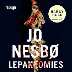 Nesbø, Jo - Lepakkomies: Harry Hole 1, äänikirja