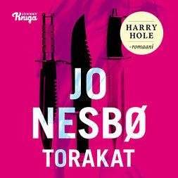 Nesbø, Jo - Torakat: Harry Hole 2, äänikirja
