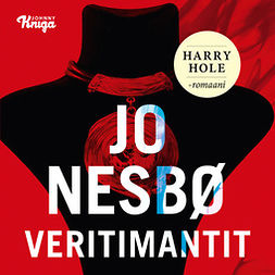 Nesbø, Jo - Veritimantit: Harry Hole 5, äänikirja