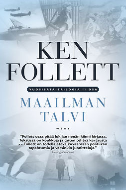 Follett, Ken - Maailman talvi, e-bok