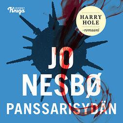 Nesbø, Jo - Panssarisydän: Harry Hole 8, audiobook