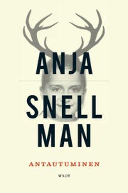 Snellman, Anja - Antautuminen, e-kirja