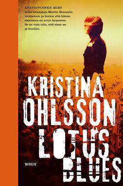 Ohlsson, Kristina - Lotus blues, ebook