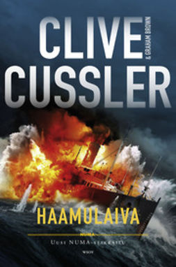 Cussler, Clive - Haamulaiva, e-kirja