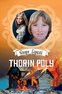 Lipasti, Roope - Thorin pöly, e-kirja