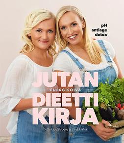 Gustafsberg, Jutta - Jutan energisoiva dieettikirja, e-kirja