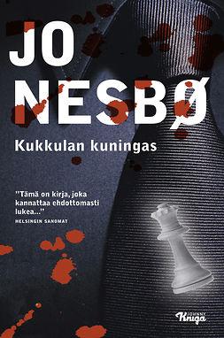 Nesbø, Jo - Kukkulan kuningas, e-kirja