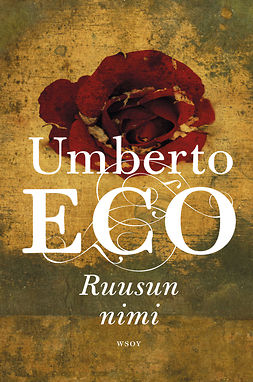 Eco, Umberto - Ruusun nimi, ebook