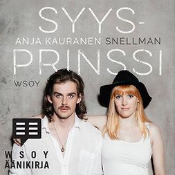 Kauranen, Anja - Syysprinssi, äänikirja