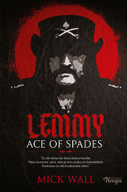 Wall, Mick - Lemmy: The Ace of Spades, e-kirja