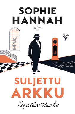 Hannah, Sophie - Suljettu arkku, e-bok