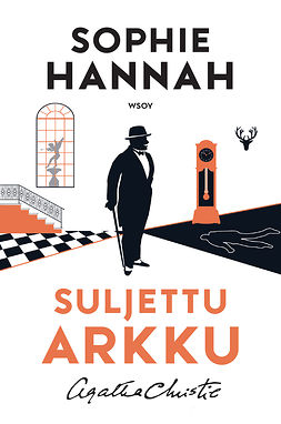 Hannah, Sophie - Suljettu arkku, e-kirja