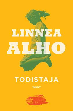 Alho, Linnea - Todistaja, e-kirja