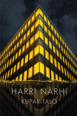 Närhi, Harri - Kuparitalo, ebook