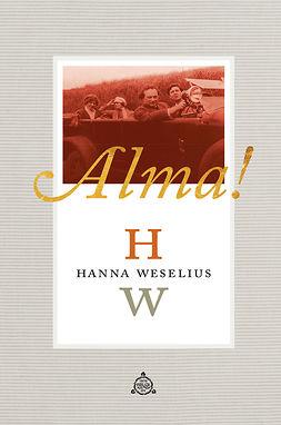 Weselius, Hanna - Alma!, e-kirja