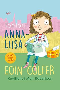 Colfer, Eoin - Tohtori Anna-Liisa, e-kirja