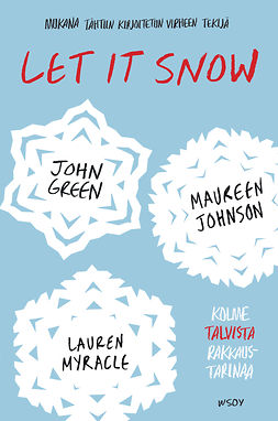 Green, John - Let It Snow, e-kirja