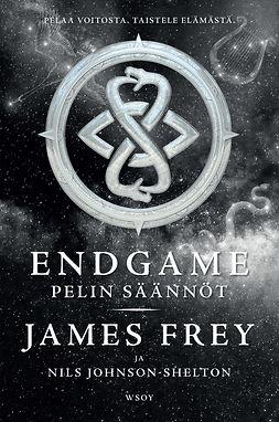 Frey, James - Endgame - Pelin säännöt, e-kirja