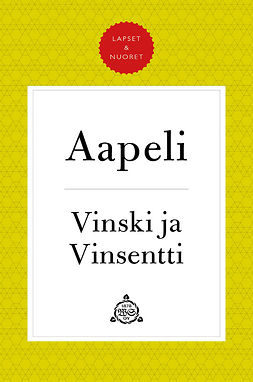 Aapeli - Vinski ja Vinsentti, e-kirja