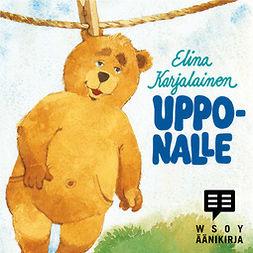 Karjalainen, Elina - Uppo-Nalle, äänikirja