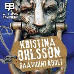Ohlsson, Kristina - Daavidintähdet, äänikirja