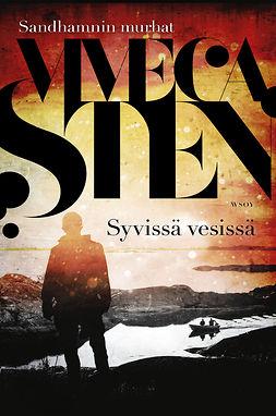 Sten, Viveca - Syvissä vesissä, e-kirja